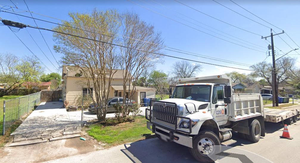 tree removal in San Antonio