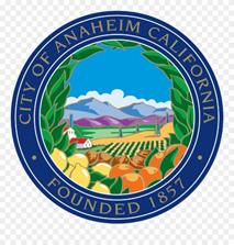 Anaheim city logo