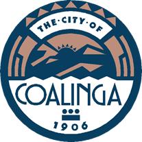 Coalinga city logo