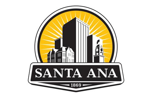 city of santa ana