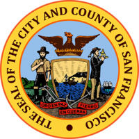 the seal of the city
