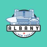 Albany NY Logo