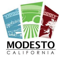 city of modesto logo