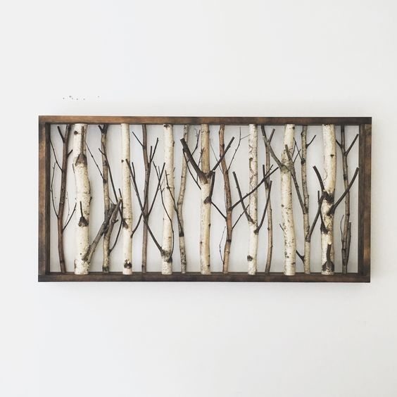 Tree Branch Picture Frame